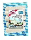 Lutz Münchener Weißwurst inklusiv 2 Senfbeutel, 336 g