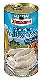 Zimmermann 4 Münchner Weißwürste, 530g
