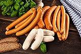 WURSTBARON® - Wurst Probierpaket - Currywurst, Wiener...